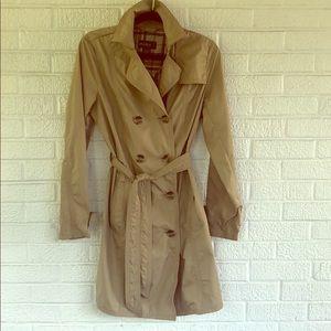 Eddie Bauer Trench Rain Jacket